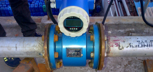 WFD Series Intelligent Electromagnetic Flow Meter