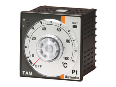 Autonics TA SERIES Analog Temperature Controller
