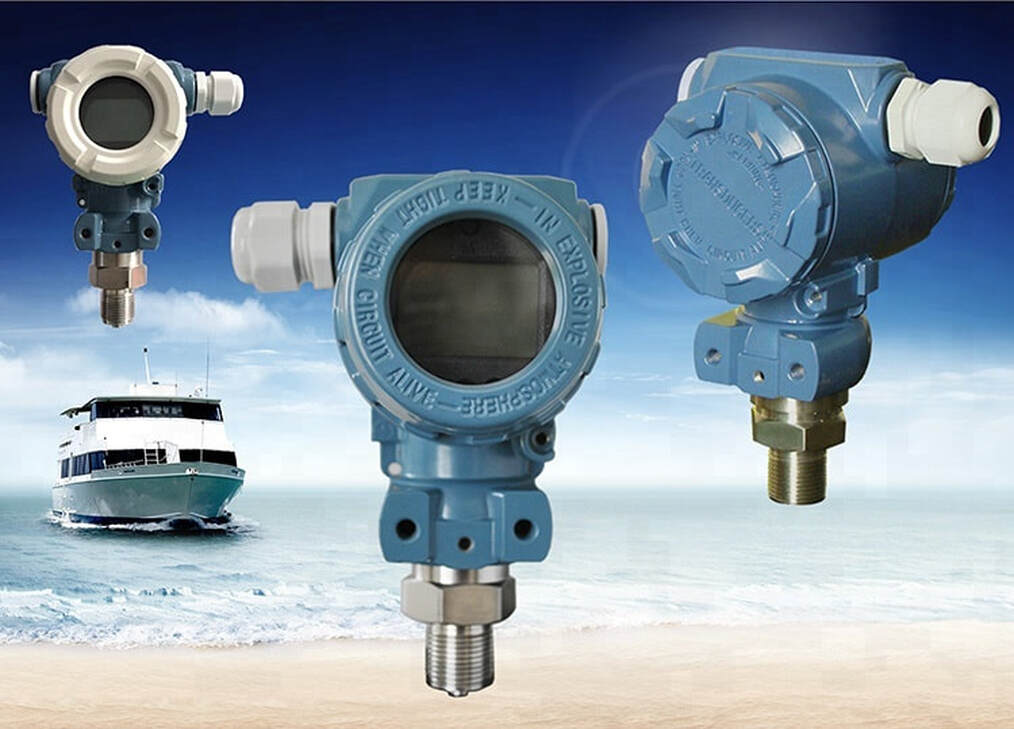 Auto SP Pressure Transmitter Marine Application