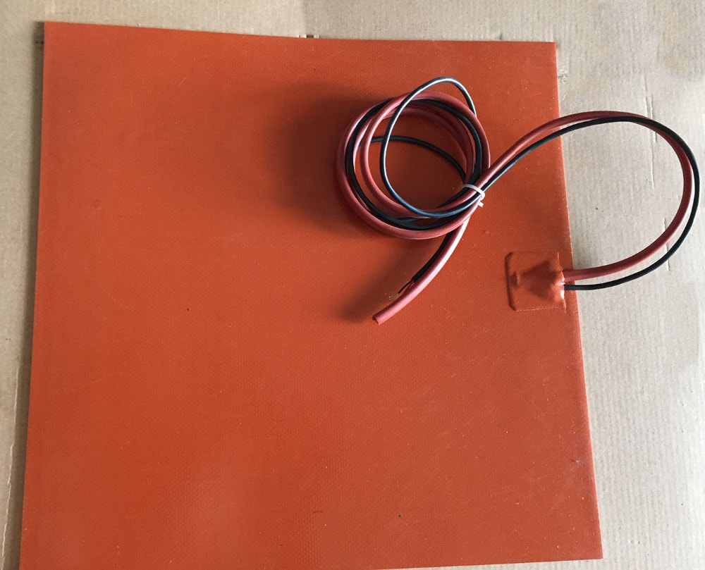 Silicone Flexible Heaters