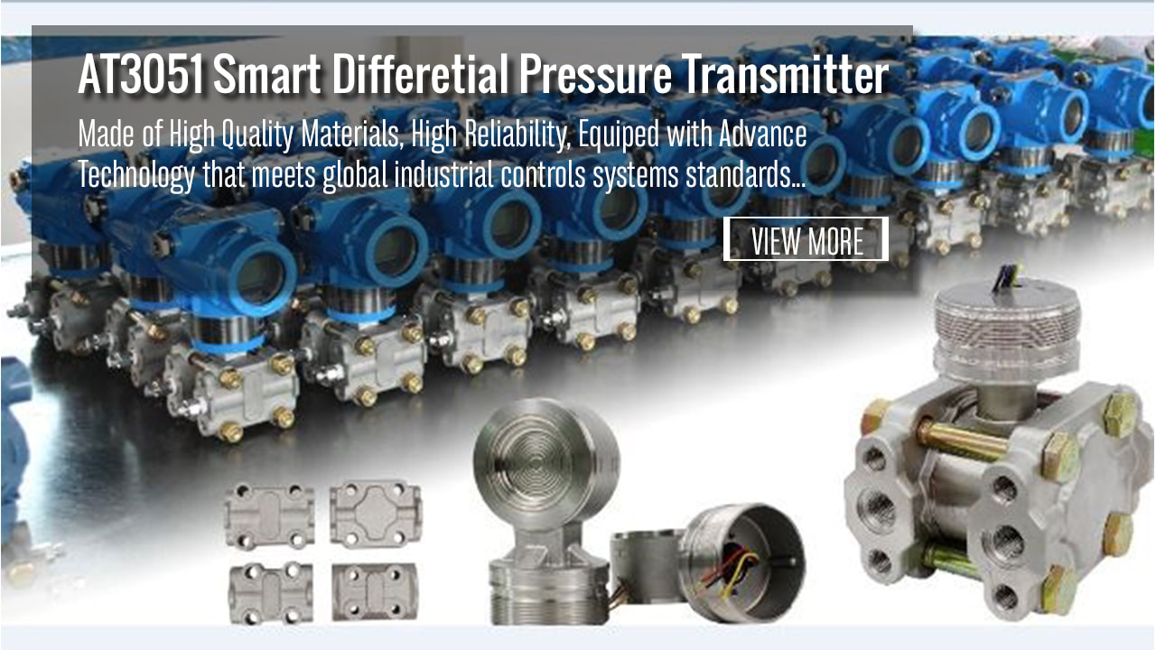 Auto Instruments AT3051 Smart Differential Pressure Transmitter