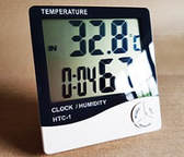 LC Tech HTC-1 Thermohygrometer
