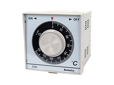 Autonics TOS/TOM/TOL SERIES Analog Temperature Controller